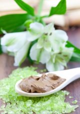 natural acne treatment, healing earth, pimple treatment