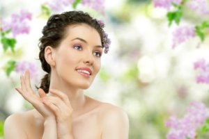 organic skin care, natural skin care, healthy skin