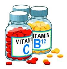 vitamin supplements, vitamin d, vitamin e