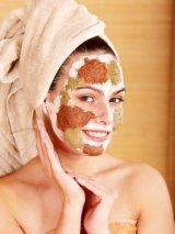 natural acne treatment, healing earth, blackheads